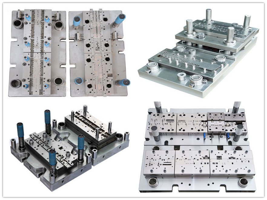 Auto progressive stamping die components will be hot sale