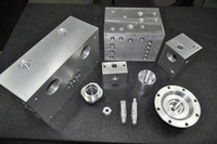 Customized 5 Axis Cnc Machining Aluminum Parts