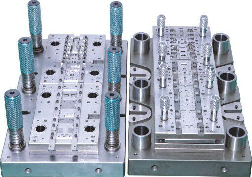 Stamping Dies And Punches Tool Maker
